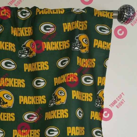 Greenbay Packers Curtains